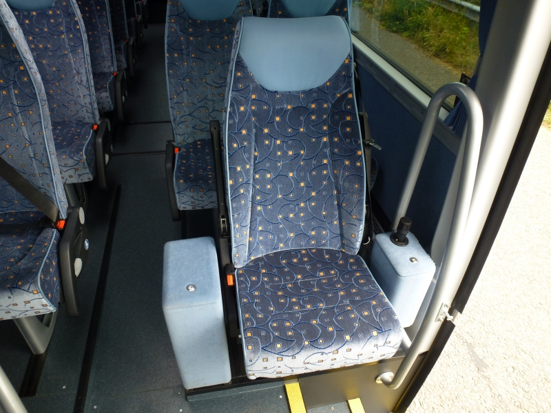 Crew Seat - Click to Enlarge