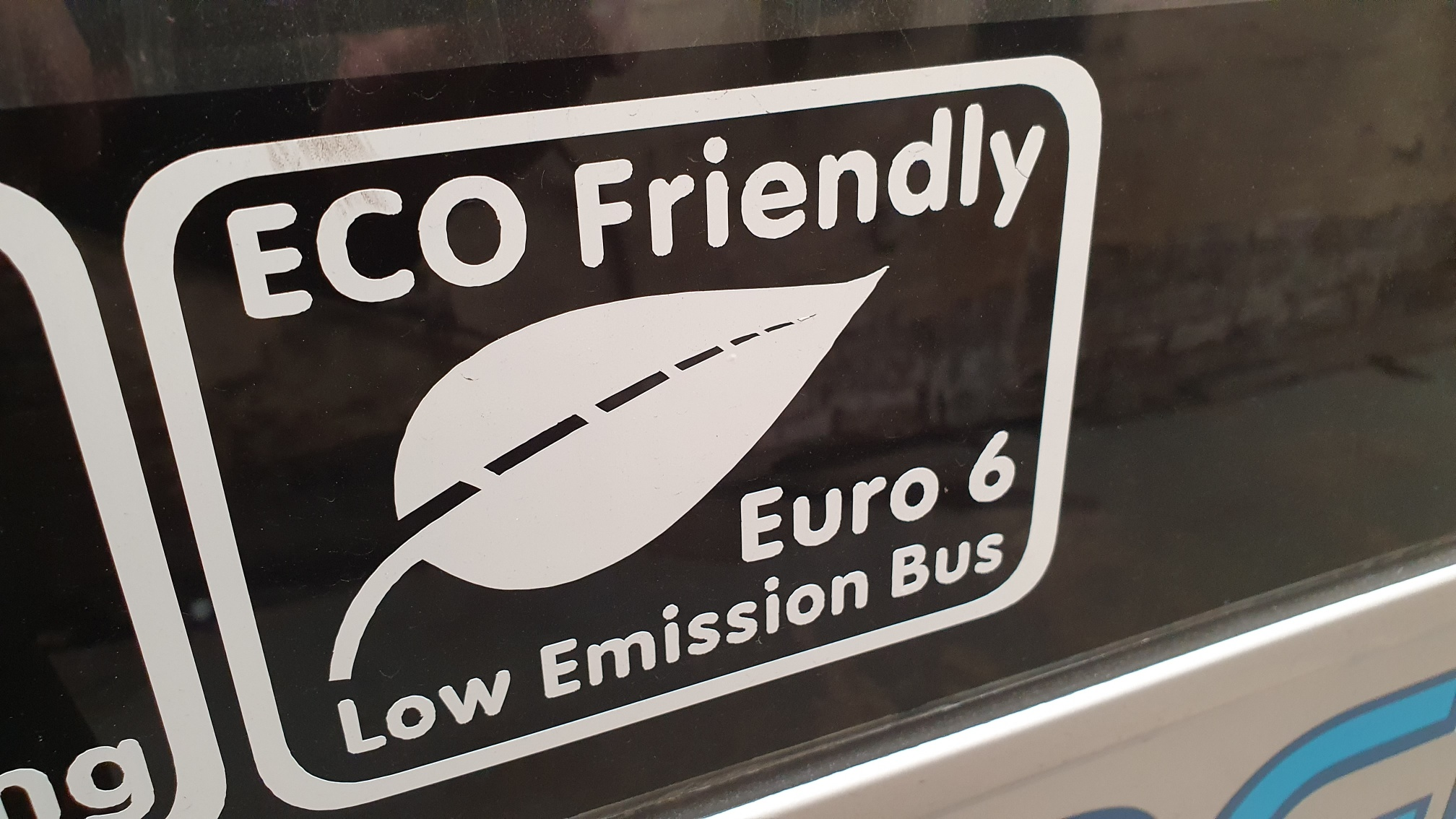 Eco-Friendly Low Carbon Emission Buses- Click to Enlarge