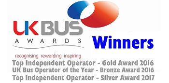 UK Bus Awards winners